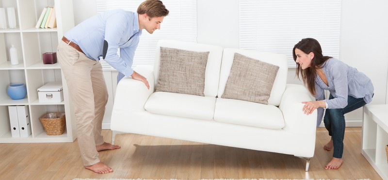 Moving Furniture Without Scratching the Floors